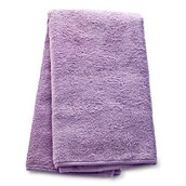 Lilac Microfibre Towel £3