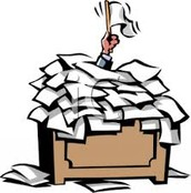 Paperwork, paperwork, & MORE paperwork!
