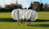 Inflatable Ball Game