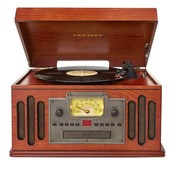 Old record players