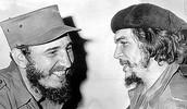 Che y Fidel Castro