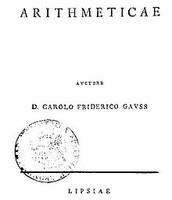 העמוד הראשי של מחקרים אריתמטיים