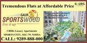 Gaur Sports Wood Apartments Noida
