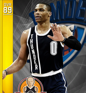 westbrook is a pro NBA player