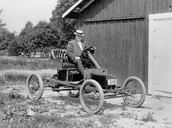 First auto-mobile