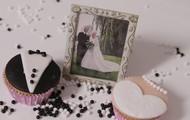 cupcakes voor een huwelijk