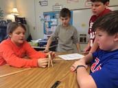 STEM Challenge in Mrs. Terrell's: