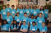 East Teams Bring Home Ribbons from Reading Olympics