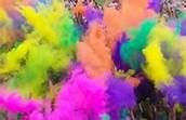 Come join in the fun at the Hurst Hills Falcon 3rd Annual Color Run!