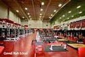 Our High school weight room