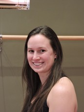 Welcome to our new Barre Instructor Sarah