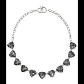 Somervell Necklace Silver **SOLD**