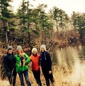 November Hike Club