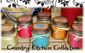 Country Kitchen Collection from SoyL Scents