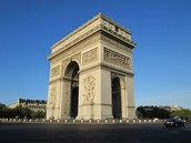 How many people Visit the Arc de Triomphe per year?
