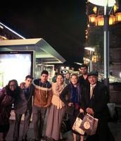 14 Aug 2014 - Youth Fellowship in Edinburgh