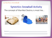 Synectic Snowball