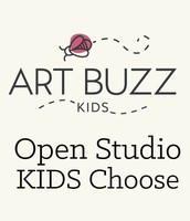 Art Buzz Kids Open Studio