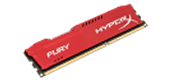 FURY Memory Red - 8GB Module - DDR3 1866MHz CL10 DIMM