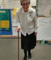 Mrs. Tatum- 100 Years Old