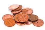 Penny Wars has begun! We need your pennies!