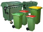 Wheelie Bin Cleaning Prices