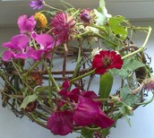 sünnipäevad, tähtpäevad, leinaseaded, ruumikaunistus lilledega