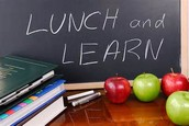 K/1 Learning Lunch @ 12-1pm