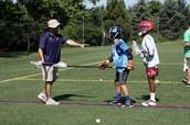 Blue Star Lacrosse joined us this week!
