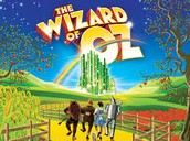 Wizard of Oz Lower School Auditions - December 8-9