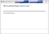 6. Status of Sync