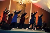 Dancing To The Highest Dance Ministry