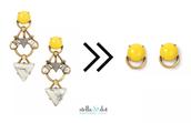 Pavilion Chandelier Earrings $25