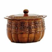 Venetian Home Oval Bean Pot
