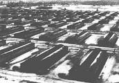 Barracks in Auschwitz-Birkenau Camp