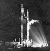 Launching of Vanguard-1