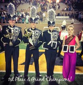 PRIDE MARCHING BAND