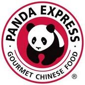 Spirit Night At Panda Express on May 14