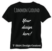 Common Ground T-Shirt Design Contest