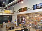 My running store