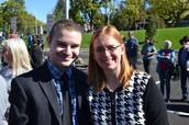 Legislative Assistants make a difference!