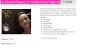 Le Grand Classique Yonka Facial Special
