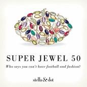 Guidlines for Kristen's Stella & Dot Super Bowl Pool