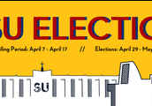 SGSU Elections! Vote April 29- May 1