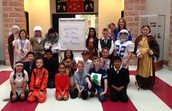 4th Grade Living Wax Museum
