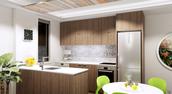 动感现代厨房