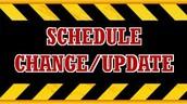PTA meeting rescheduled