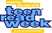 Teen Read Week Dress Up Days- You Know You Want To!