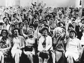"""""""Post WWII"""" Women"""