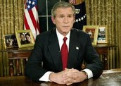 Bush Orders Start Of War On Iraq